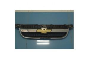Решетка радиатора Chevrolet Aveo