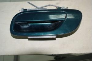 Ручка двери задней наружная левая зеленая VOLVO S60\S80