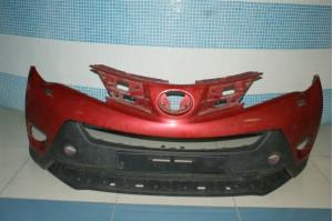 Бампер передний Toyota RAV 4