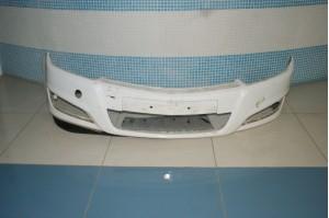 Бампер передний Opel Astra-H