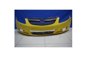 Бампер передний Opel Corsa D